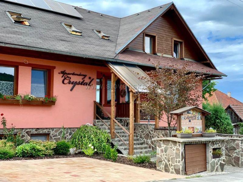 Apartamenty Crystal Jasná