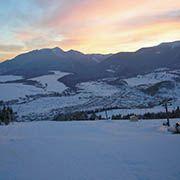 Ski areał Zuberec - Janovky