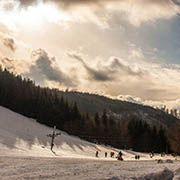 Ski areał Szachticzki