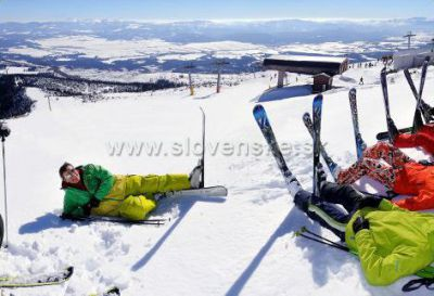 Ski Szczyrbskie Jezioro