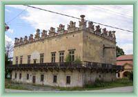Betlanowce - Zamek