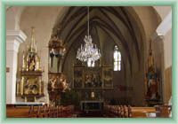 Hrabuszice - Kościół