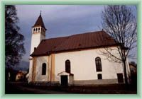 Batizovce - Kościół