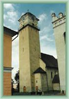 Poprad - Kościół